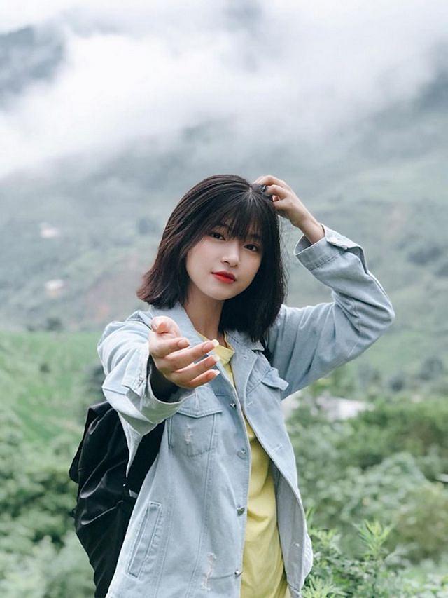Xao xuyến nét đẹp trong sáng của cô gái dân tộc Giáy - Hình 4