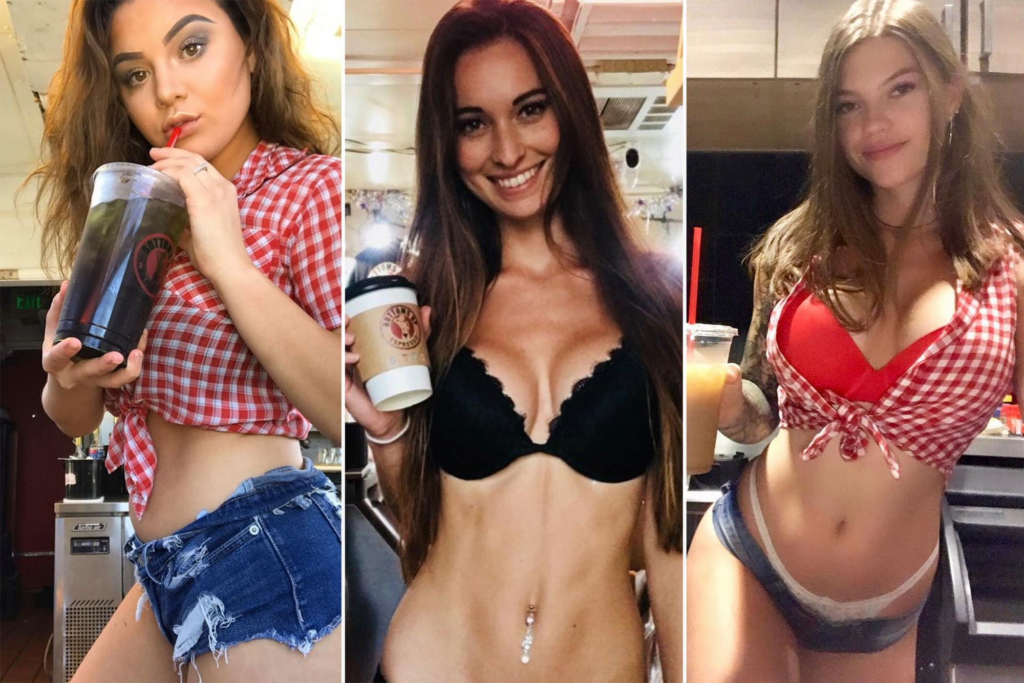 7 nữ phục vụ mặc bikini kiện giới chức thành phố Mỹ vì bị cấm ăn mặc khêu gợi - 4