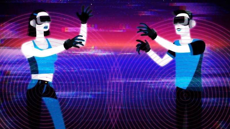 """Bộ trang phục kỳ lạ giúp con người """"quan hệ"""" qua mạng - 1"""