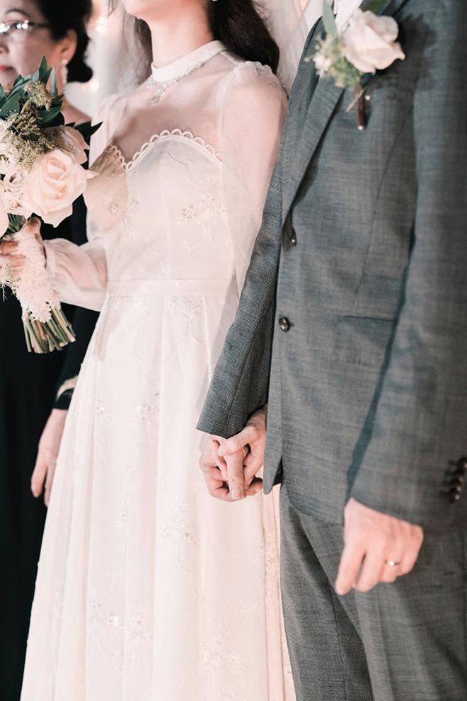 Cô gái tự tay may váy cưới cho mình khiến dân mạng phục sát đất: Đây chắc chắn sẽ là cô dâu xinh đẹp nhất! - Ảnh 3.