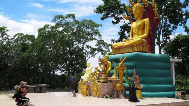 Đổ xô tới ngọn đồi bí ẩn ở Thái Lan tìm người ngoài hành tinh - 3