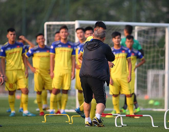 Chốt danh sách U22 Việt Nam đấu UAE: Sao HAGL bị loại